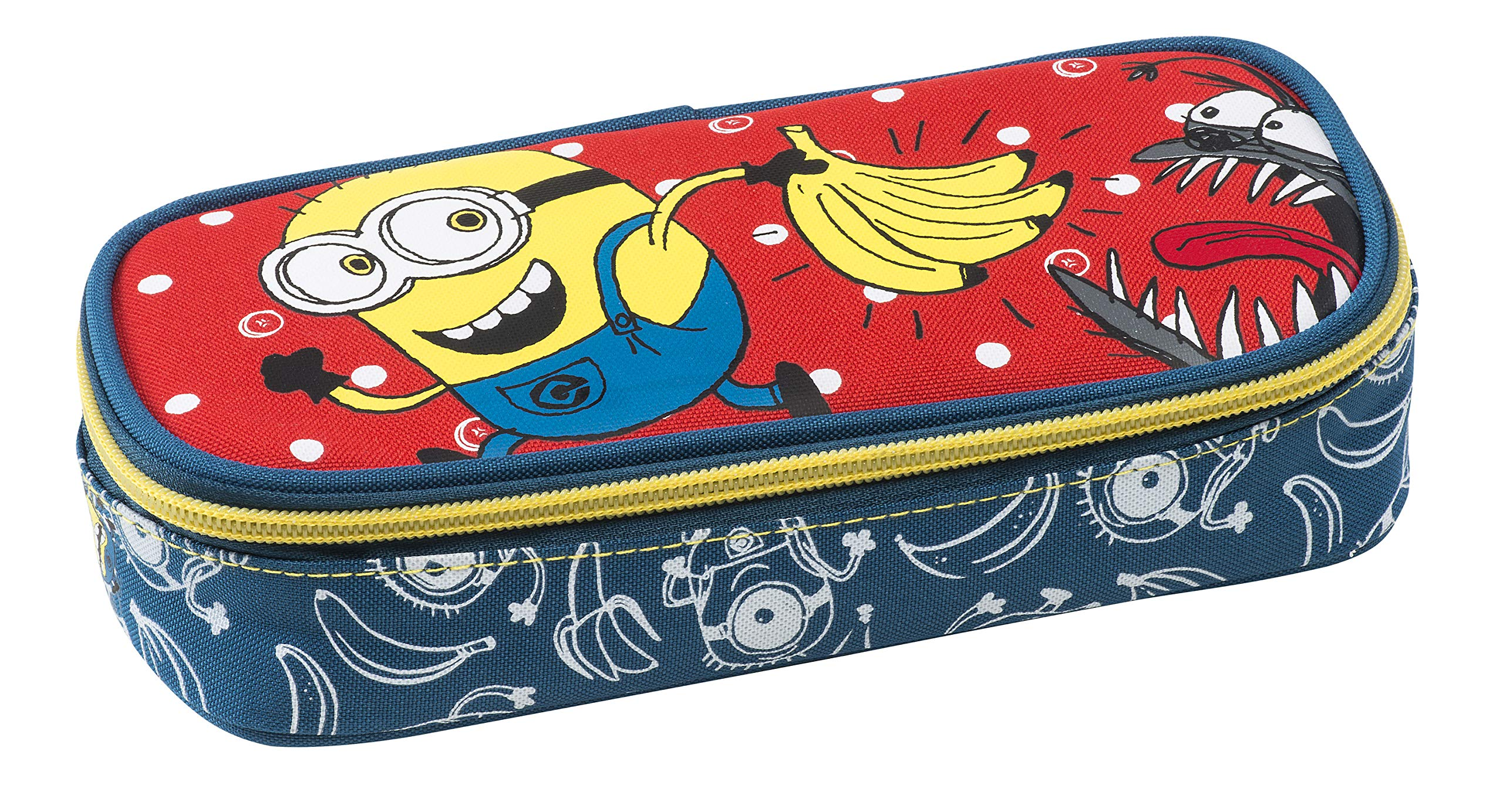 Graffiti Despicable Me Minions Estuches, 22 cm, Multicolor