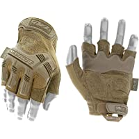 Guanti Mechanix Wear M-Pact® Coyote Fingerless (M, Coyote Tan)