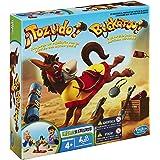 Hasbro Gaming 48380B09 Tozudo - Juego de mesa para niños de 4 años y más
