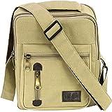 NISUN Men's Sling Cross Body Travel Business Messenger One Side Shoulder Bag