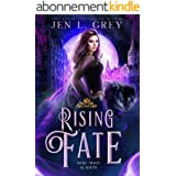 Rising Fate (Wolf Moon Academy Book 3) (English Edition)