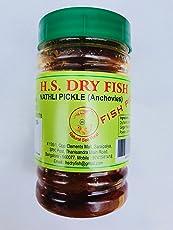 Dry Nathli (Anchovies) Pickle 200g