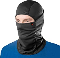 Le Gear Face Mask Pro+ for Bike, Ski, Cycling, Running, Hiking - Protects from Wind, Sun, Dust - 4 Way Stretch - #1...