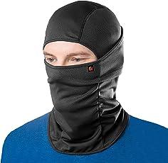 Le Gear Pro Plus Face Mask (Black)