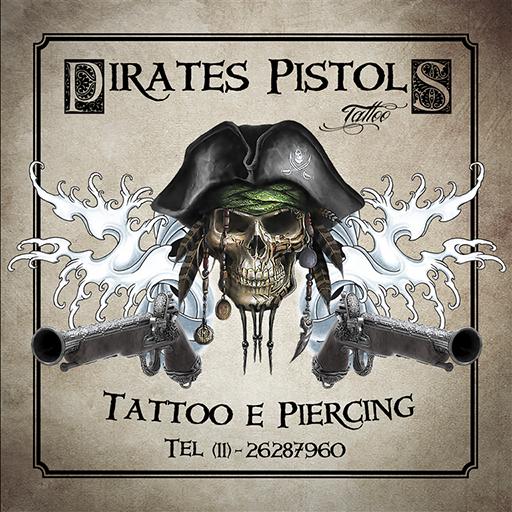 Pirates Pistols
