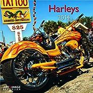 2014 A&I Harleys Calendar