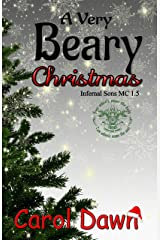 A Very Beary Christmas (Infernal Sons MC 1.5) Kindle Edition