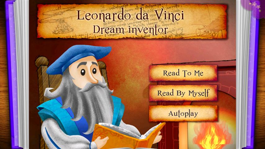 Leonardo da Vinci: Dream Inventor HD: Amazon.it: Appstore