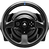 Thrustmaster T300 RS (Volante incl. 2-Pedali, Force Feedback, 270° - 1080°, Eco-Sistema, PS4 / PS3 / PC)