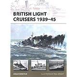 British Light Cruisers 1939–45: 194 (New Vanguard)