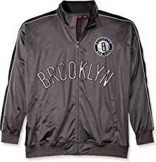 NBA Big and Tall Men's Reflective Track Jacket