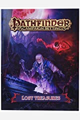 Pathfinder Campaign Setting: Lost Treasures Paperback