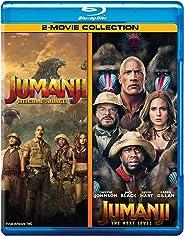Jumanji: Welcome to the Jungle + Jumanji: The Next Level (2-Disc Box Set)