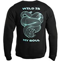 Inter Felpa Wild Is My Soul Limited Edition Felpa Unisex - Adulto
