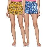 Indigo Women's No Style Name Rayon Shorts