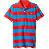 Marca Amazon / J. Crew - LOOK by crewcuts Polo de manga corta para niño