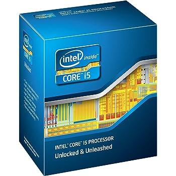 Intel Core i5 BX80623I52500K - Procesador (3,3 GHz, caché de 6MB, zócalo LGA1155)
