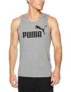 Essentials Herren Tank Top | Puma White | PUMA PUMA