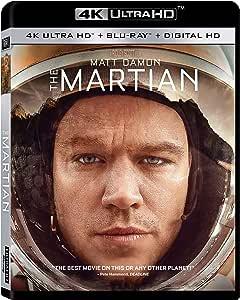 The Martian 4K [Blu-ray]