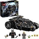 LEGO 76239 DC Batman Batmobile Tumbler: Scarecrow Krachtmeting Speelgoedauto met Batman en Scarecrow Minifiguren, voor Kinder