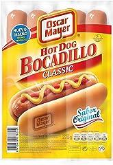 Oscar Mayer Hot Dog Bocadillo Classic, 275g (Refrigerado)