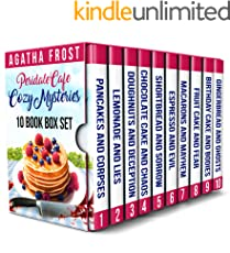 Cozy Mysteries 10 Book Box Set: The Peridale Cafe Series (English Edition)