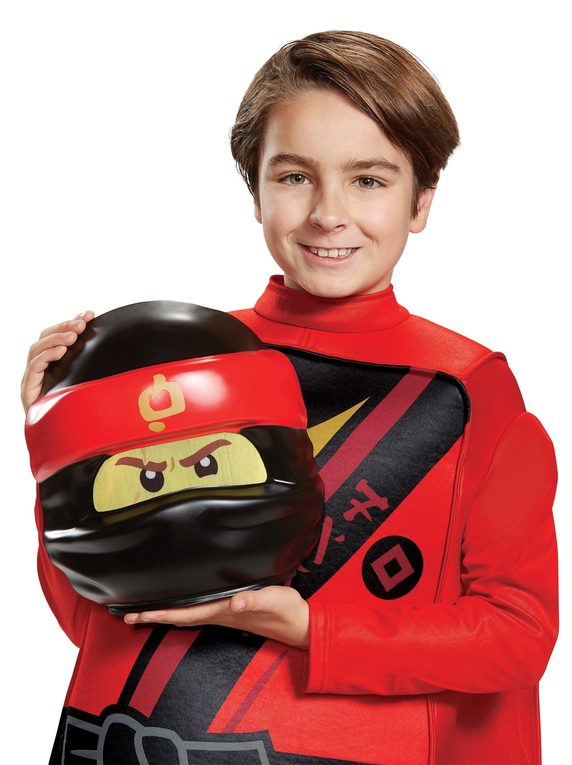 Lego Ninjago Kai 23480K Movie Classic costume, 7 - 8anni 4 spesavip