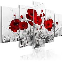 B&D XXL murando Impression sur Toile intissee 100x50 cm 5 Pieces Tableau Tableaux Decoration Murale Photo Image…