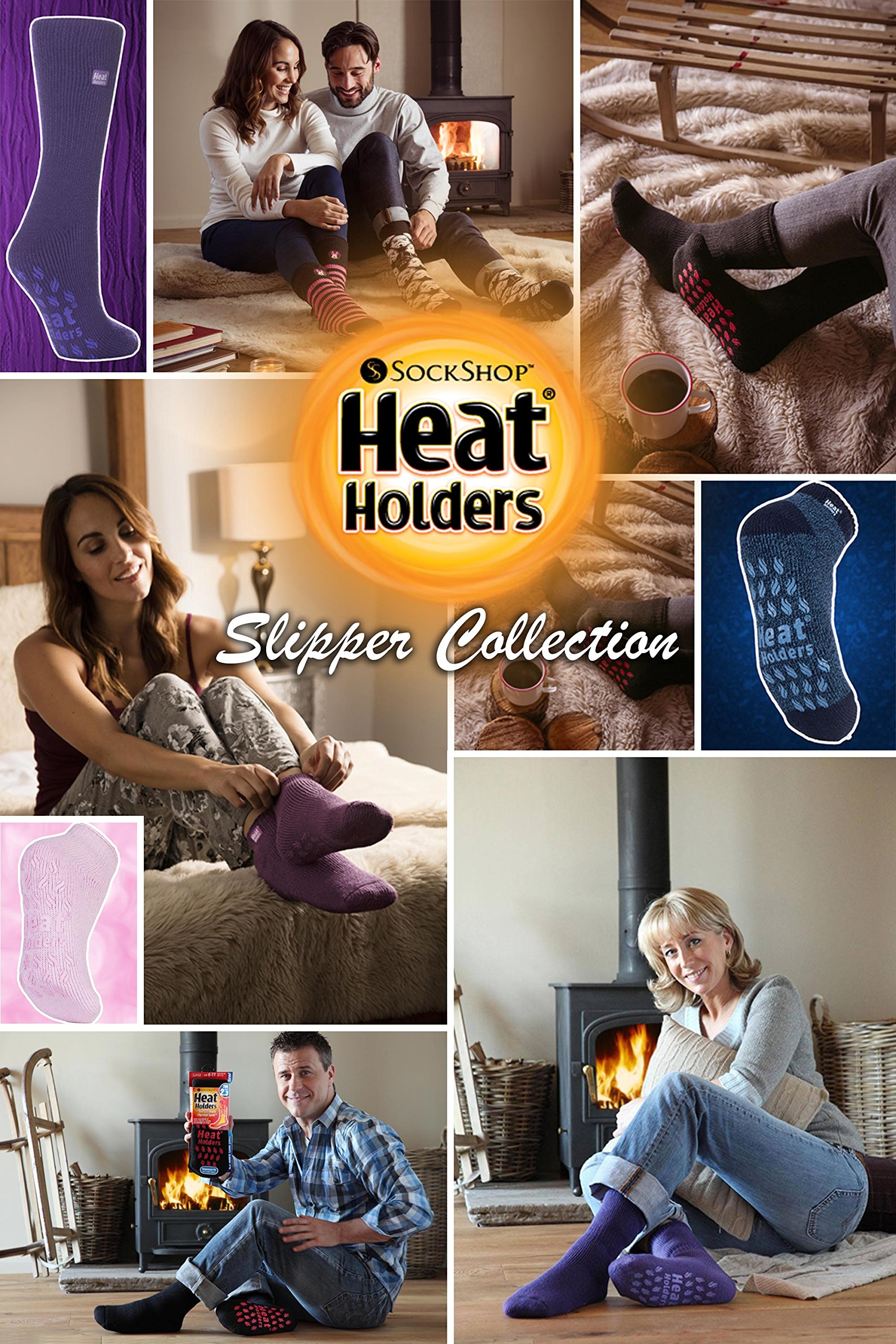 Calcetines para mujer HEAT HOLDERS