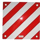 Waarschuwingsbord Alu 50x50 cm