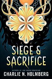 Siege and Sacrifice (Numina Book 3) (English Edition)