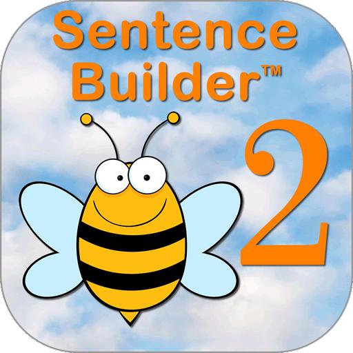 BumbleBee Sentence Builder 2TM - Video Flashcard Player