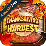 Hidden Object Thanksgiving Fall Harvest – Autumn Season Turkey Holiday Pic Puzzle Objects Seek and Find FREE Game