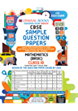 Oswaal CBSE Sample Question Papers Class 10 Mathematics (Basic) (For March 2020 Exam)
