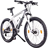 NCM Prague, E-Bike Mountainbike 36V 13Ah 468Wh