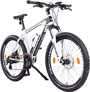 NCM Prague, E-Bike Mountainbike 36V 13Ah 468Wh