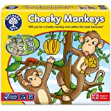 Orchard Toys Cheeky singes Jeu