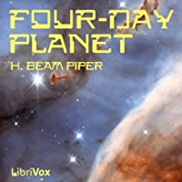 Four-Day Planet by H. Beam Piper FREE