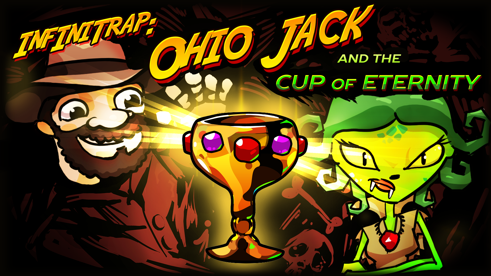 Ohio Jack and The Cup Of Eternity