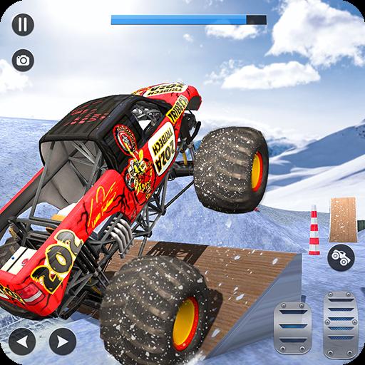 Monster Truck: Snow Stunts Simulator