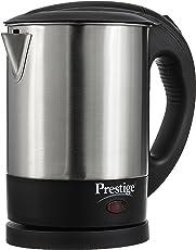 Prestige Electric Kettle PKSS (1350 watts) 1.0Ltr - Stainless Steel