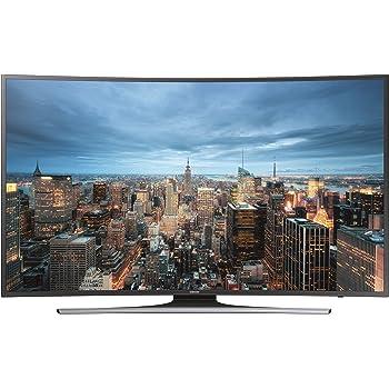Samsung JU6560 163 cm (65 Zoll) Curved Fernseher (Ultra HD, Triple Tuner, Smart TV)