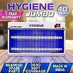 Hygiene 40W Jumbo Flying Insect Killer UV Tube Catcher Zapper Repellent Machine