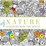Nature - Adults Colouring Book with Tearout sheet