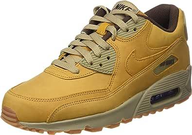Nike Wmns Air Max 90 Winter, Stivaletti Donna, Marrone (Bronze ...