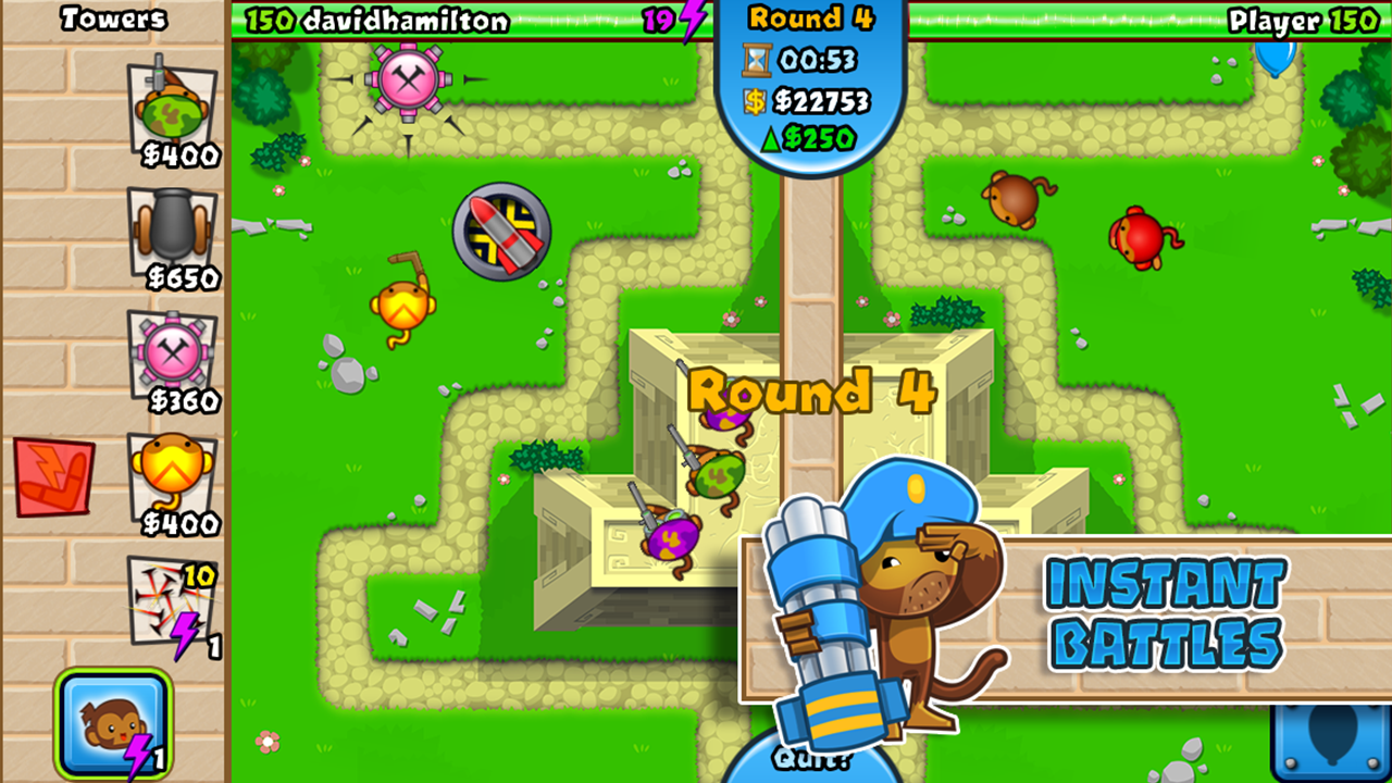 bloons tower defence 5 ninja kiwi download