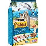 Purina Friskies Seafood Sensation Dry Cat Food 3Kg