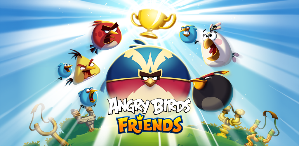 Image of Angry Birds Friends
