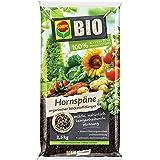 Compo BIO Hornspäne, Hochwertiger und natürlicher Stickstoffdünger, 2,5 kg