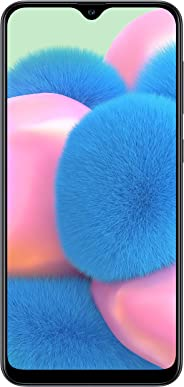 Samsung Galaxy A30s (Prism Crush Black, 4GB RAM, 64GB Storage) with No Cost EMI/Additional Exchange Offers